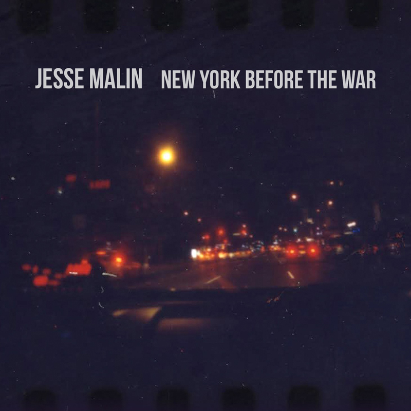 Jesse Malin publica nuevo disco New York Before The War 2015.jpg