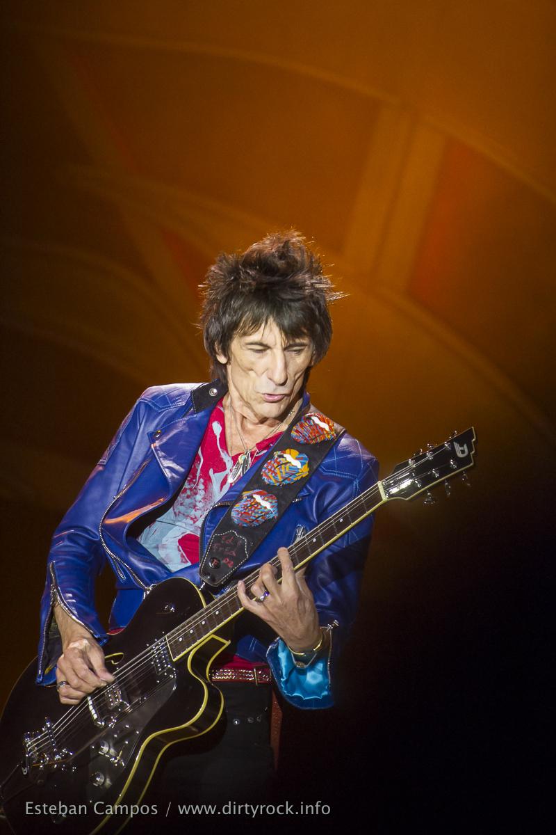 The Rolling Stones @ Santiago Bernabeu (Madrid)