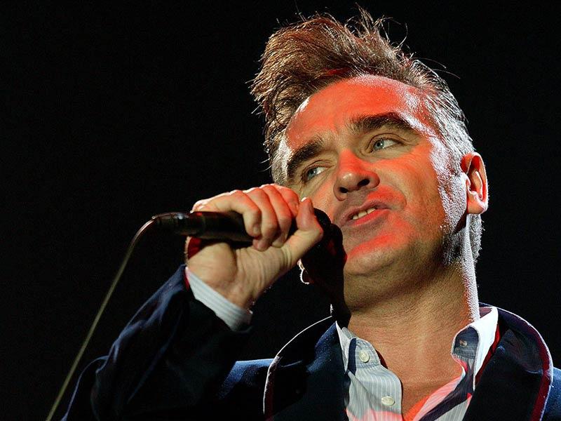 Morrissey confirma dos fechas españolas en su gira europea