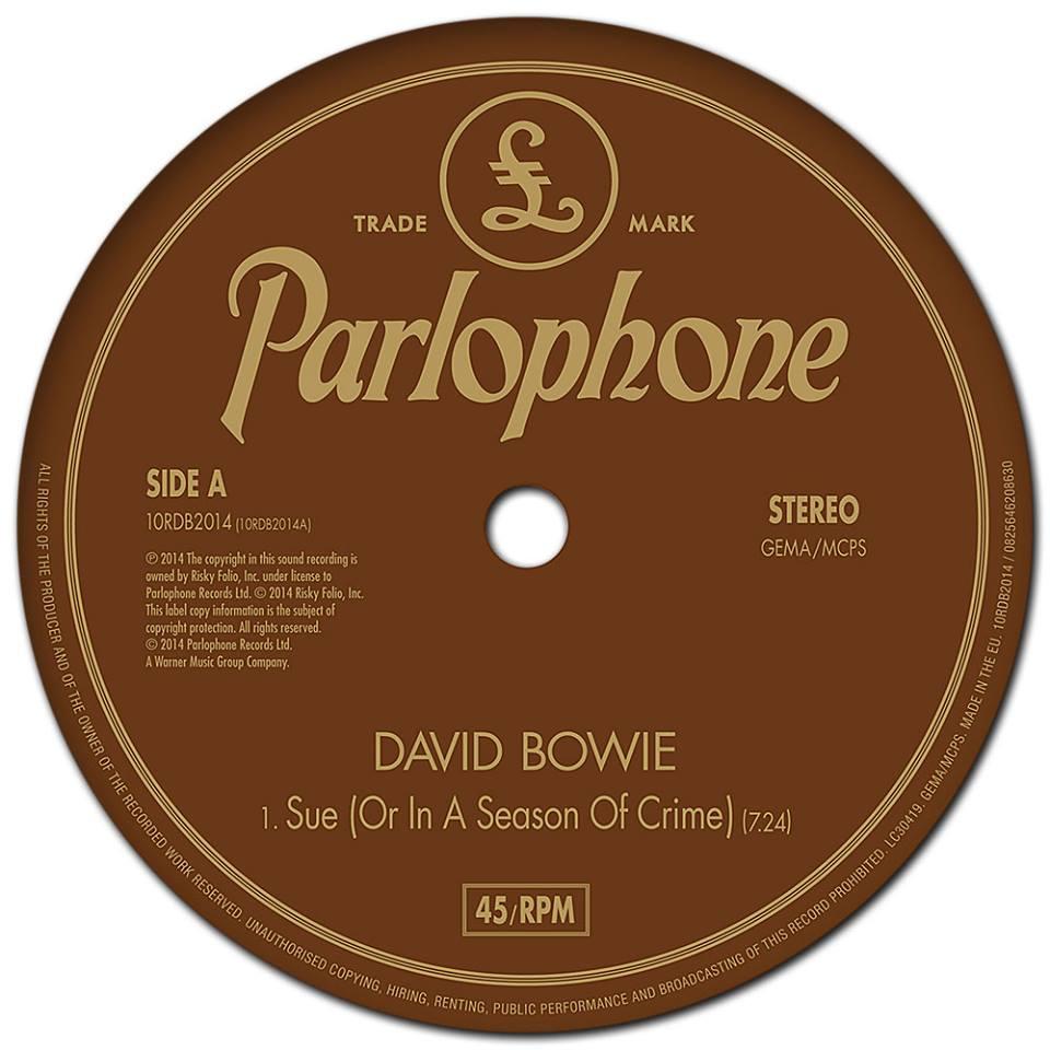 David Bowie publica el recopilatorio Nothing has Changed con varias canciones inéditas
