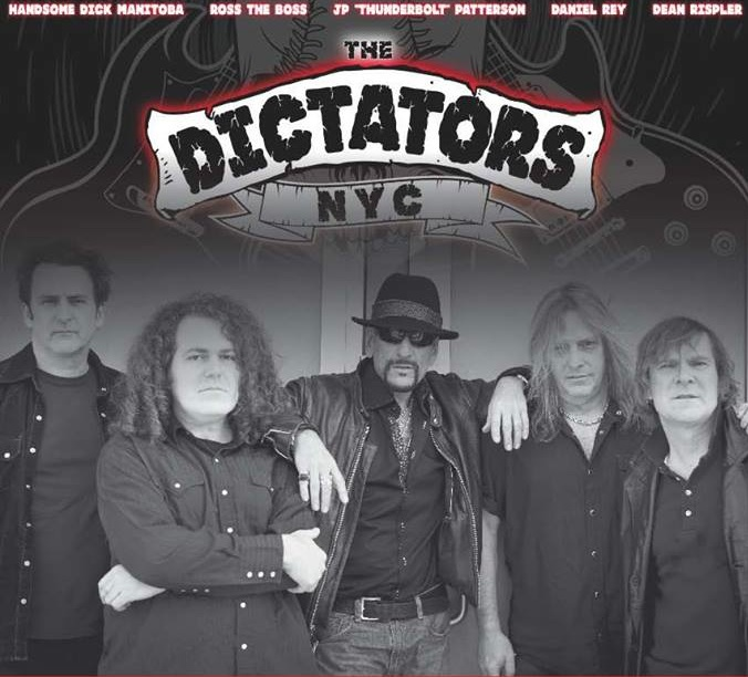 The Dictators NYC asaltan nuestro país con una extensa gira