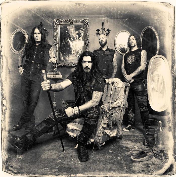Machine Head Bloodstone & Diamonds nuevo disco y gira española