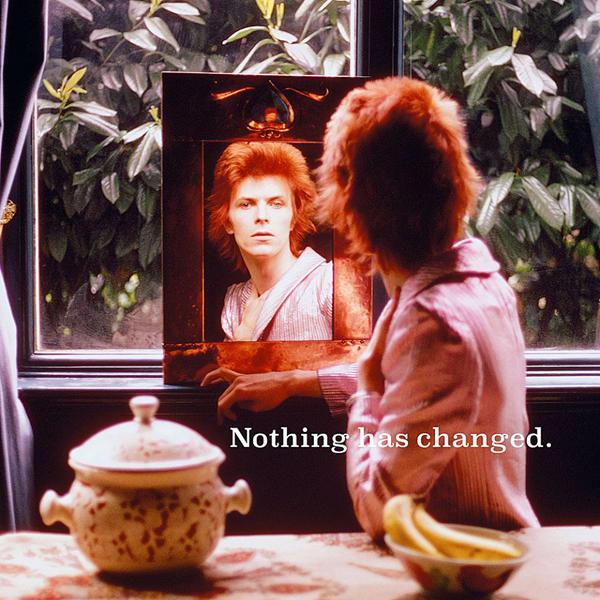 David Bowie estrena nuevo single  Sue (Or In A Season Of Crime)