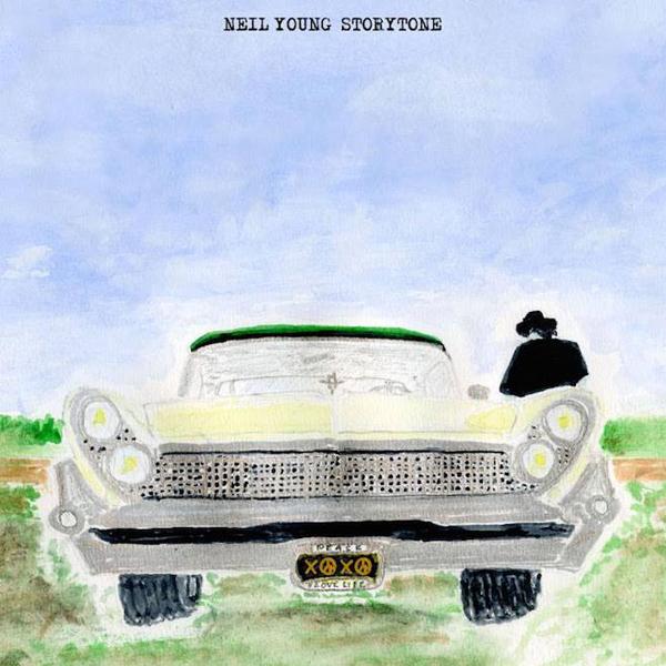 Neil Young Storytone nuevo disco para noviembre