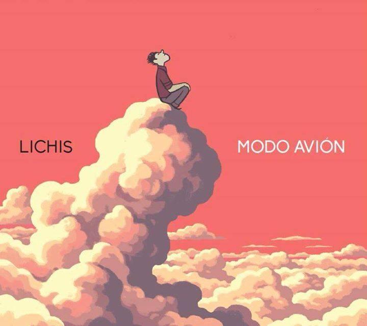 Lichis publica nuevo disco «Modo Avión»
