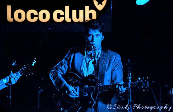 Daniel Romano en concierto Valencia