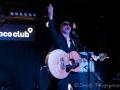 Graham Parker en la sala Loco Club