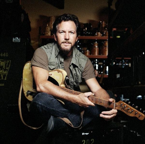Eddie Vedder publica su versión de Imagine de John Lennon