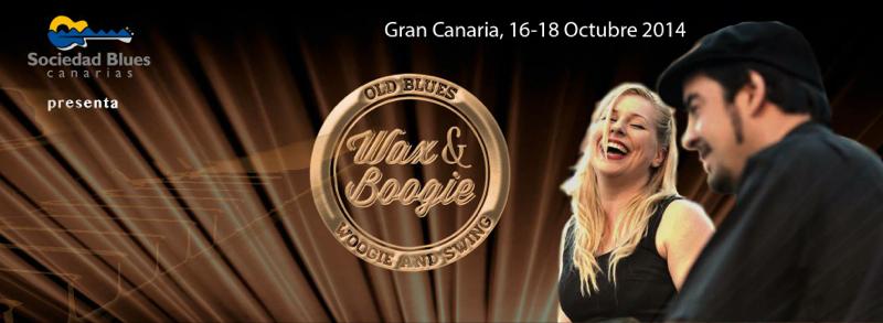 Wax & Boogie de gira por Gran Canaria