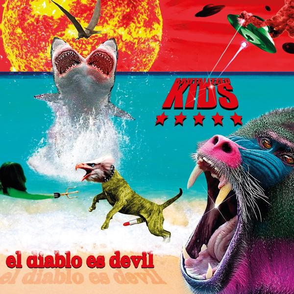 """Brutalizzed Kids publican su nuevo disco """"El Diablo es Devil"""""""