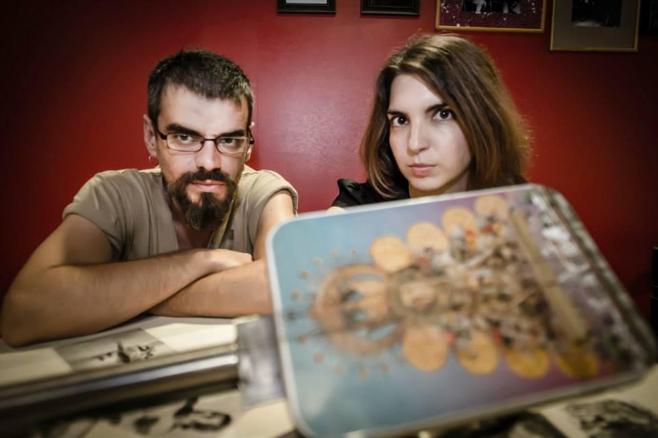 Entrevista a Crudo Pimento. Foto de Javier Rosa.