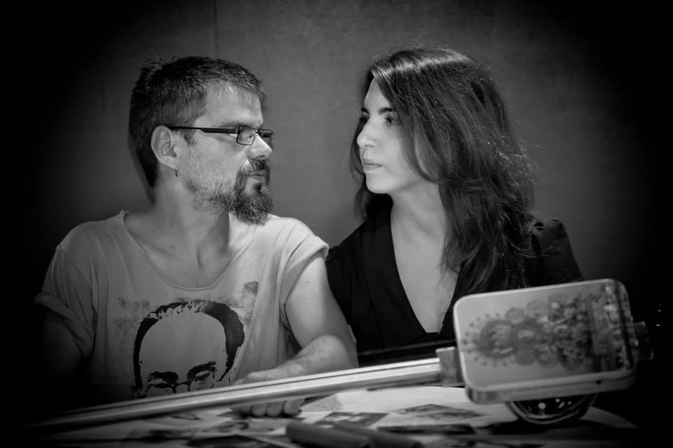 Entrevista a Crudo Pimiento 2014. Foto de Javier Rosa
