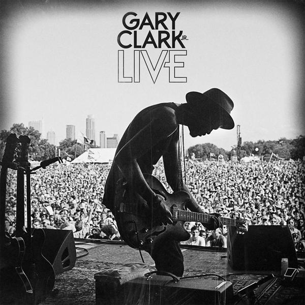 Gary Clark Jr. publica su primer disco en directo titulado Live
