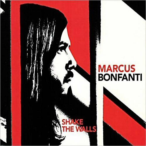 """Entrevista a Marcus Bonfanti y gira de presentación en España """"Shake the Walls"""""""