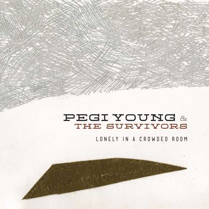 "Pegi Young & The Survivors ""Lonely In A Crowded Room"", nuevo disco"