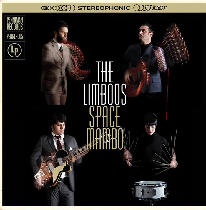 The Limboos debutan con Space Mambo, extraordinario disco de mejores sonidos de la música negra de los años 50