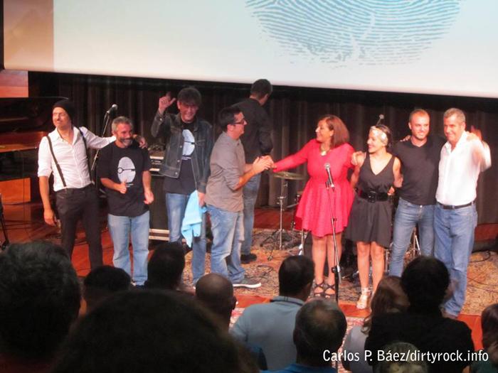 Sito Morales y su concierto de presentación Antecedentes carnales