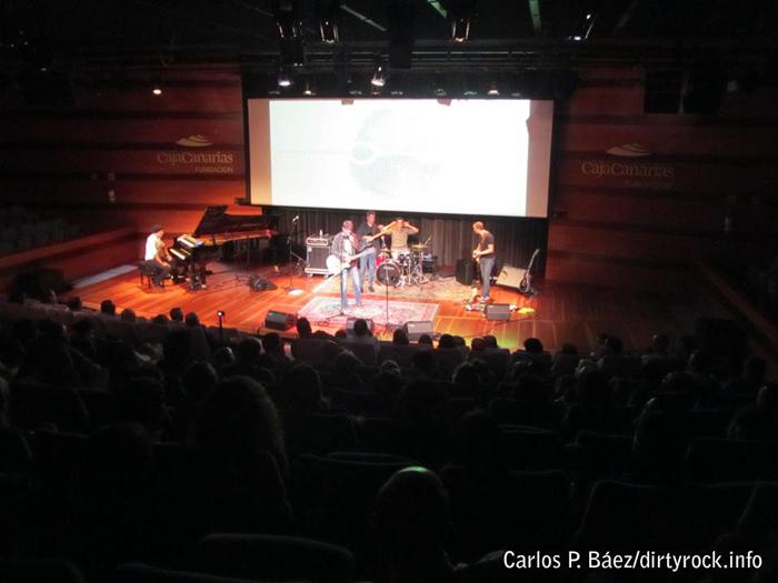 Sito Morales y su concierto de presentación de Antecedentes carnales 2014