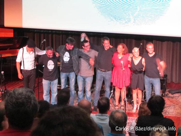 Sito Morales y su concierto presentación de Antecedentes carnales