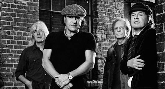 """AC/DC difunde la primera fotografía de """"Rock Or Bust"""""""