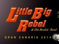 Little Big Rebel & His Rockin' Band en Gran Canaria