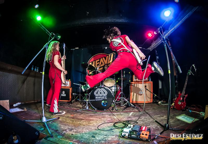 Heavy Tiger en Barcelona presentando su disco Saigon Kiss.3