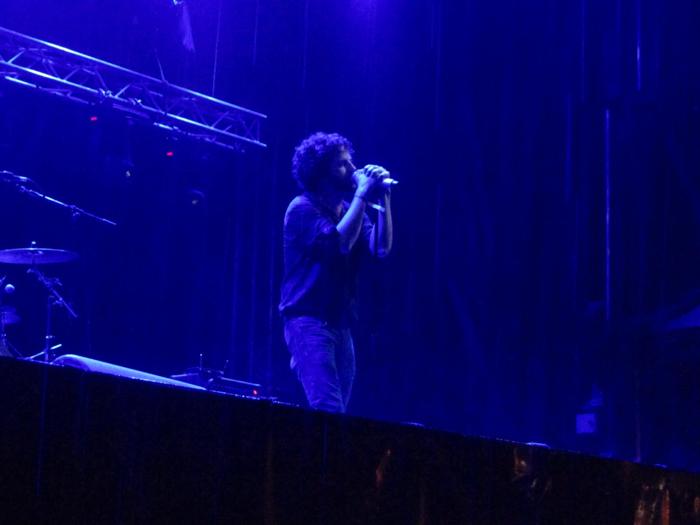 Attikus Finch en el Azkena rock fstival 2014