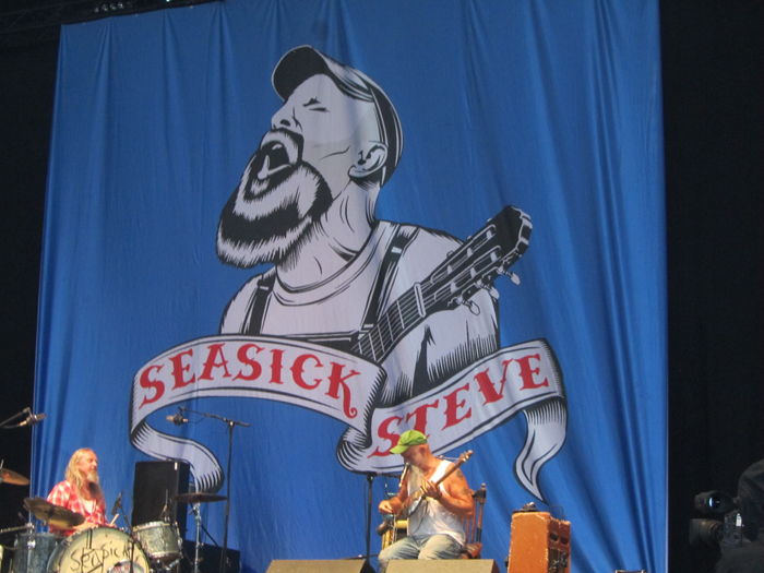 Seasick Steve ARF 2014
