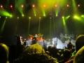 Diluvio con Scorpions en el Azkena Rock festival 2014