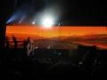 Scorpions bajo la lluvia en el Azkena Rock festival 2014