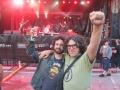 Attikus Finch y Bluenaticos en el Azkena Rock festival 2014