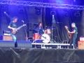 Bluenaticos en el Azkena Rock Festival 2014