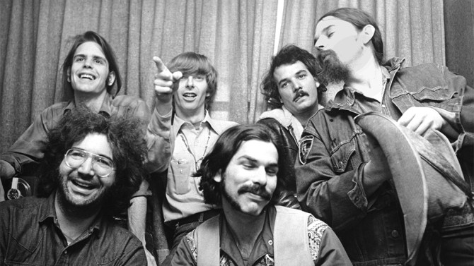 Martin Scorsese produce documental sobre Grateful Dead y su 50 aniversario