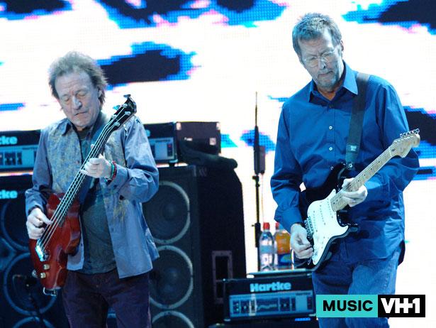 Adiós a Jack Bruce, bajista de Cream y homenaje de Eric Clapton