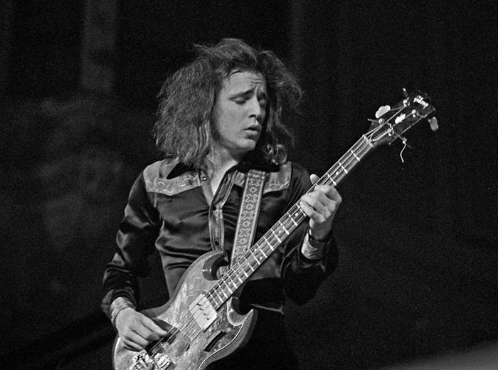 Adiós a Jack Bruce, bajista de Cream y tributo de Eric Clapton
