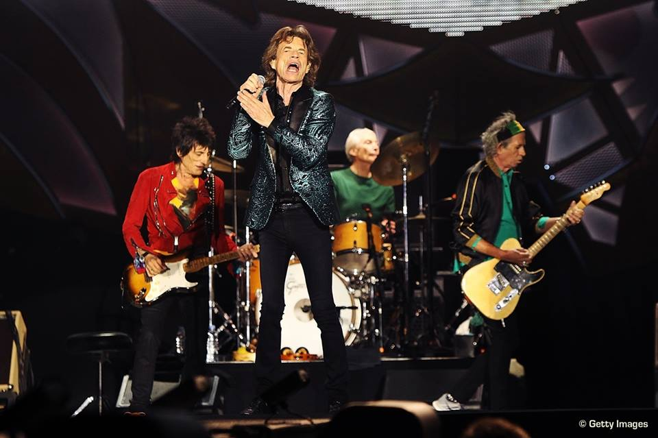 The Rolling Stones comienzan su gira en Adelaidar Australia