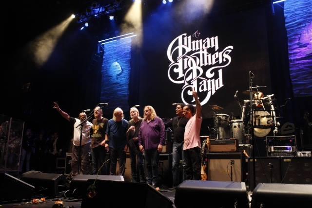 The Allman Brothers Band dan su último concierto tras 45 años de trayectoria musical