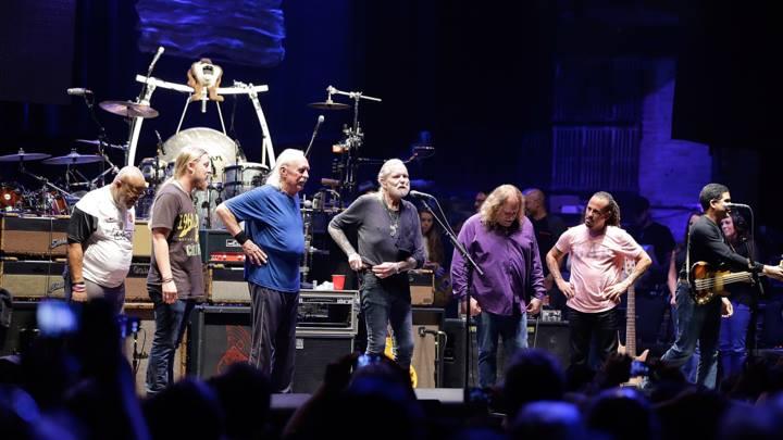 The Allman Brothers Band ofrecen su último concierto tras 45 años de trayectoria musical