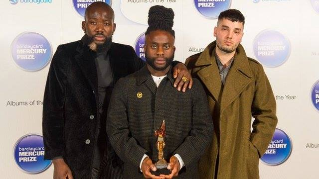 Young Fathers y su disco Dead, mejor álbum del Reino Unido para Mercury Prize