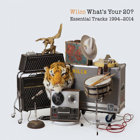 Wilco What's Your 20 recopilario y la colección de rarezas con Alpha Mike Foxtrot
