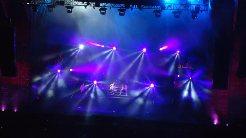 Extremoduro en Las Palmas, Estadio Gran Canaria 2014