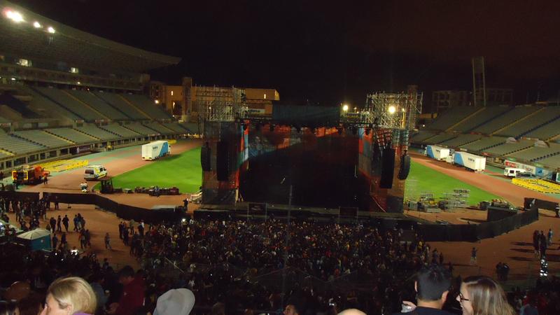 Extremoduro y su concierto en las Palmas 2014