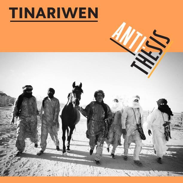 Tinariwen trabajan con el productor Daniel Lanois, The Antlers y  Lonnie Holley en un concierto