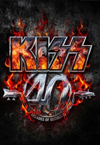 Kiss gira 40 aniversario en España 2015