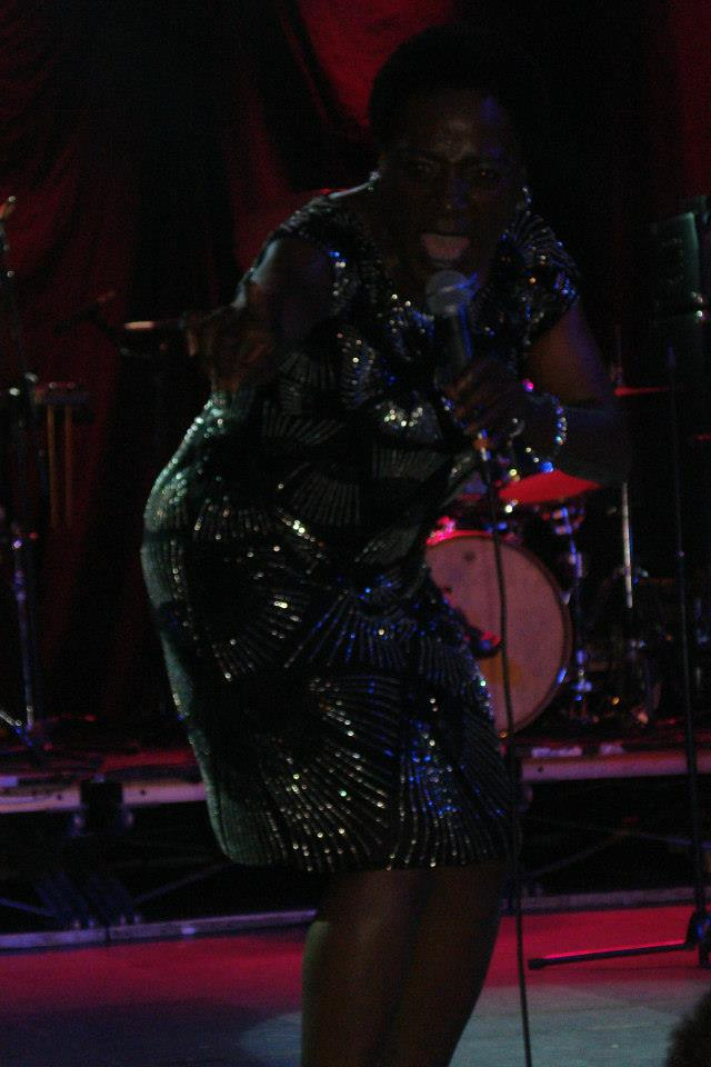 SHARON JONES 10