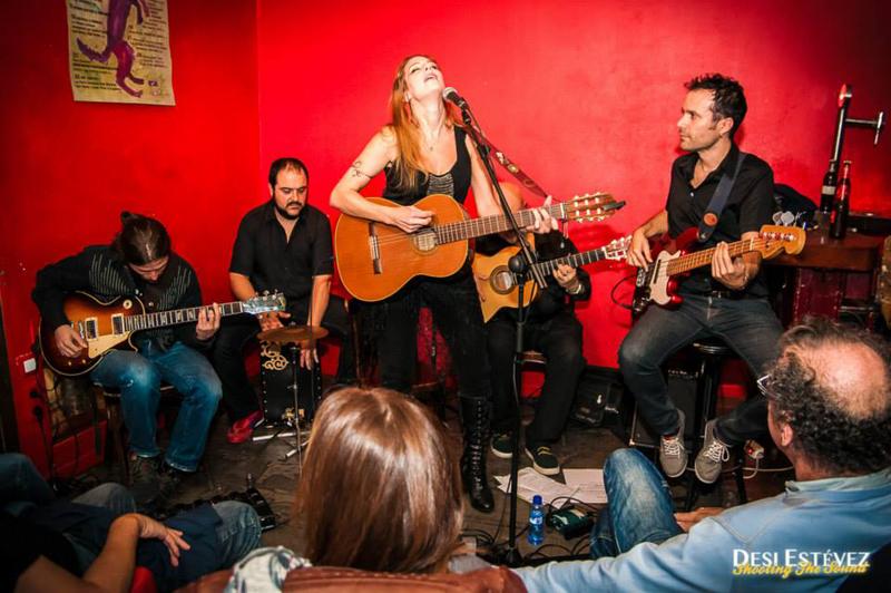 Tori Sparks El Mar.11