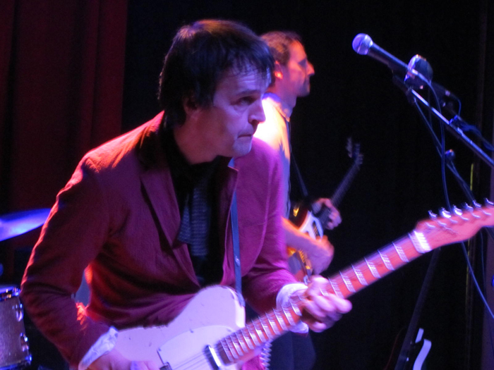 Chuck Prophet & The Mission Express en Sala El Sol Madrid 2014