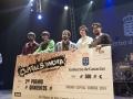2º Premio @ Capital Sonora