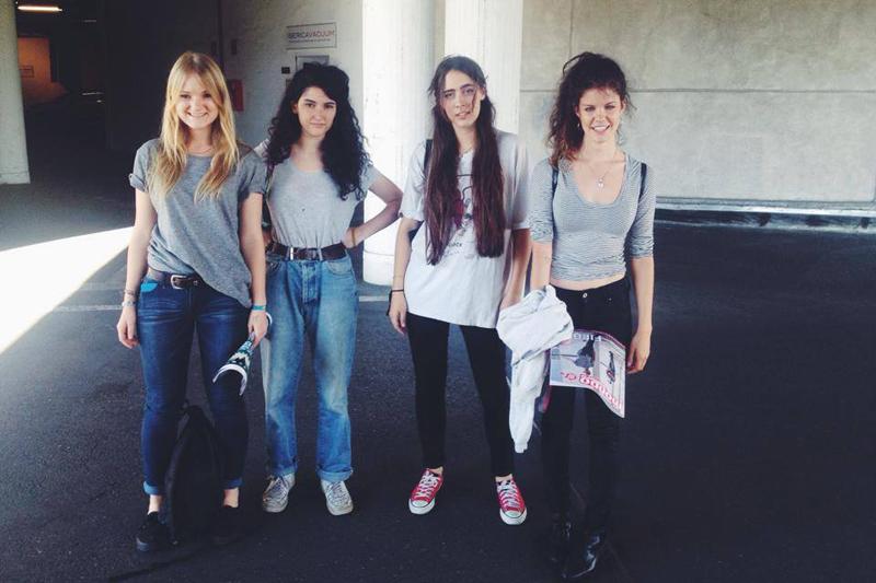 Deers publican Demos y Barn. Próxima gira europea y Americana en el SXSW festival