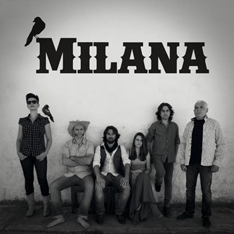 Milana Campo y Piedras nuevo disco